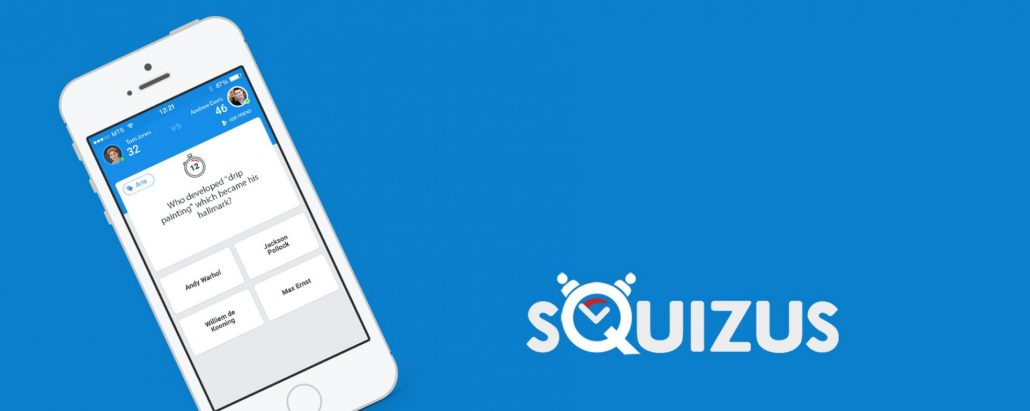 sQuizus tricia android application
