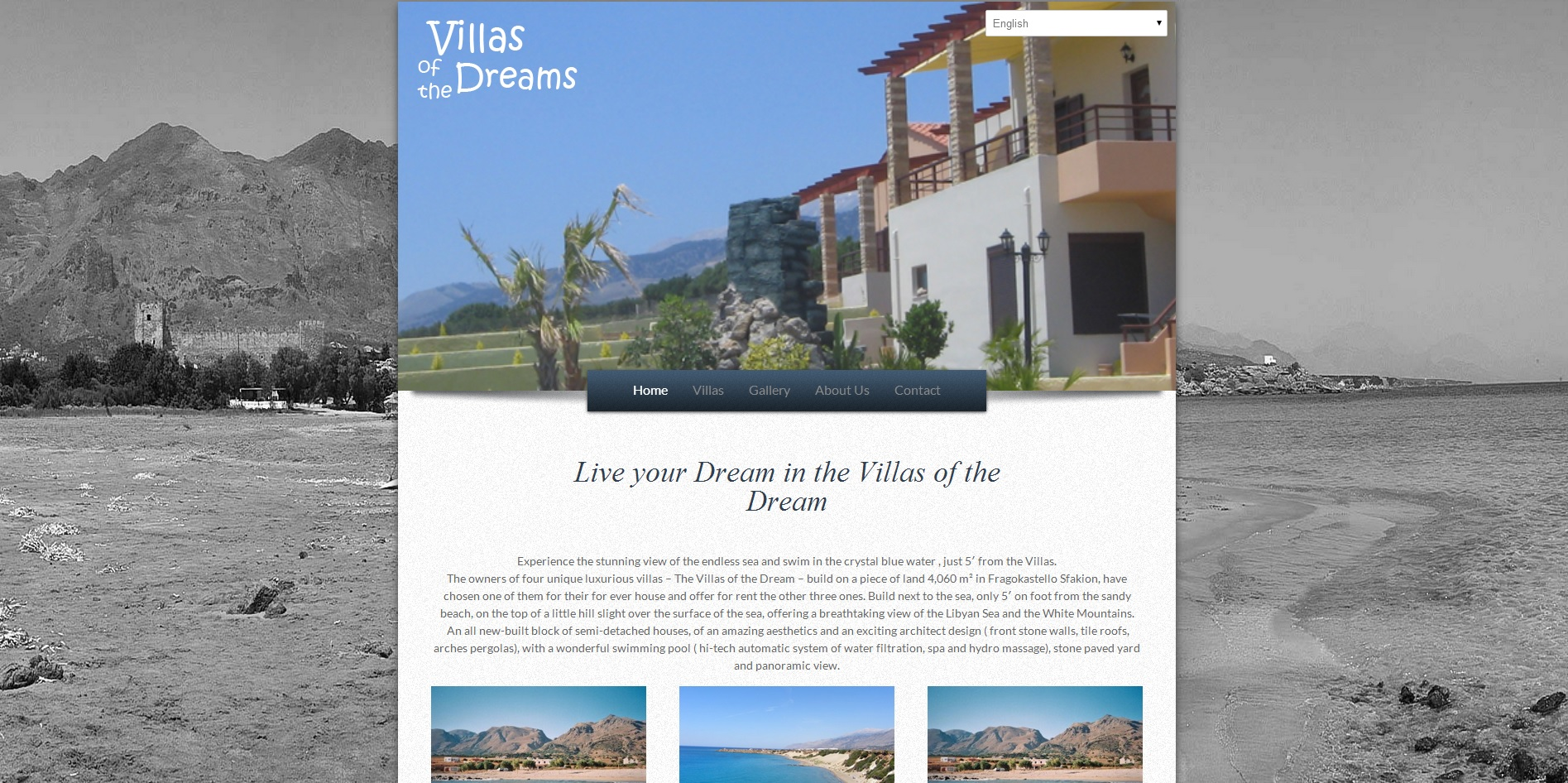Villas Dreams Chania